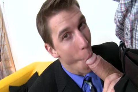 large ramrod Daddy Casting And Facial