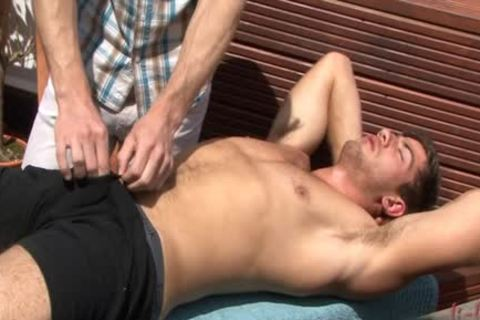 naughty gay ass job With cumshot