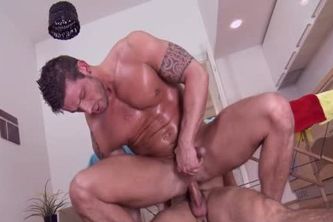 large 10-Pounder Daddy ass sex And Facial