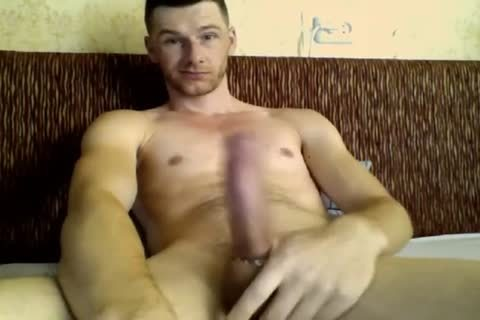 Hung And handsome