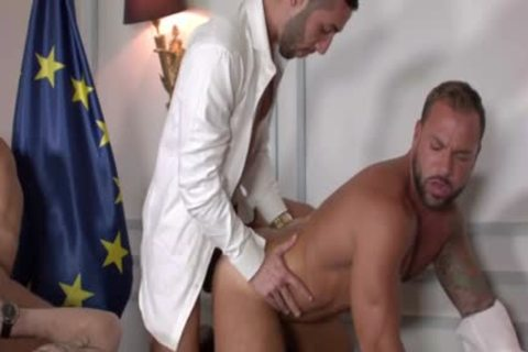 Muscle homo Flip Flop And sex cream flow