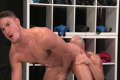 Muscle gay ass And ass cumshot