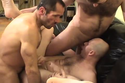 Jarod's bareback Party - Part three
