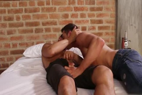 delicious Bottom a-hole To throat And cream flow