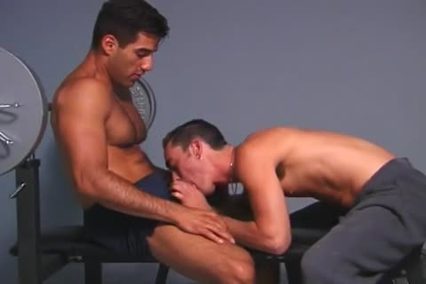 young Barefoot Workout - Scene three