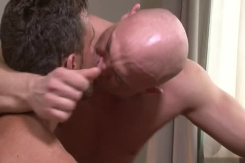 charming homosexual Flip Flop And Creampie