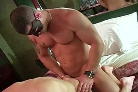 William depraved By Two Masked guys