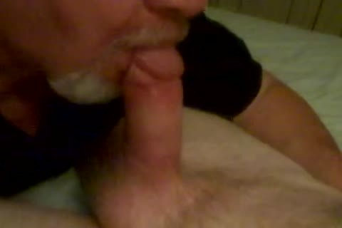 At The End Of The Night, engulfing A Load before Sending My Buddy Home From A Night At Groupfucking And engulfing penis.