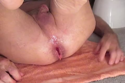I Have Four toys these Days, To Progress Though In Stretching And Use Any Or All Three With My Buddies Working My hole. I Have Orgasms On The First Do