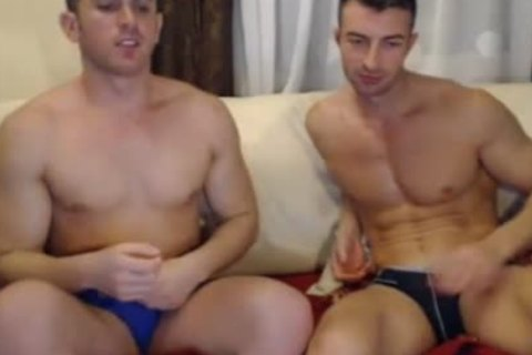 2 fashionable boys tasty rimming And sucking rod