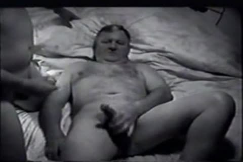 older man And Younger couple Have Sex With Other older chap 5