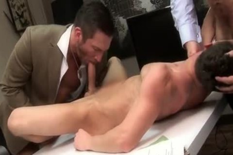 three yummy studs must Know Each Other