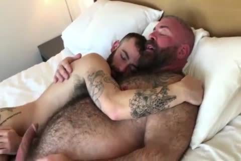 Daddy fuck A Hungry lad bare