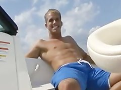twinks banging On A Boat