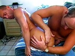 Joe Bruno And Jeremy Stevens receives A Room To fuck In