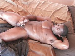 naughty dark jerking off