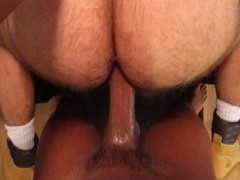 TOPDAWG - cocky Muscle Bubble butt pounded nudeback