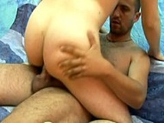 slutty homosexual couple Having Hard Sex On The couch