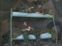 dirty Army men