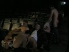 group In A video Theater