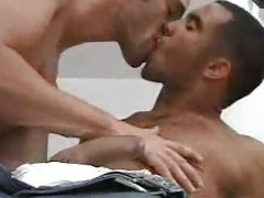 Laundry homosexual Porn homosexuals homosexual ejaculate flows drink man Hunk
