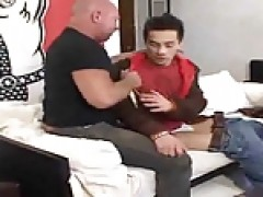 hawt twink fucked BY 2 dadYS