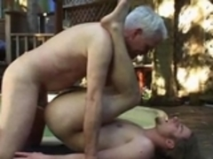older man loves young new a-hole