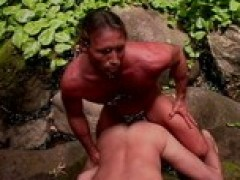 Legends gay Macho fellow - Island Fever - scene 4