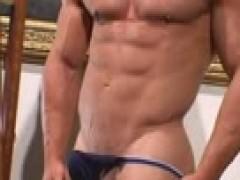 Bodybuilder Chris