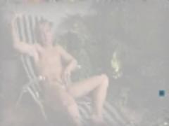 nakedback At The Swimming Pool