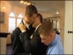 Bridegroom 3some