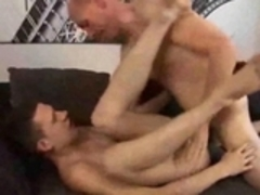 old grand-dad destroy young twink