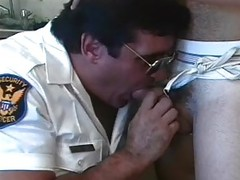 lewd Construction Workers get bare And Puff On Some cock