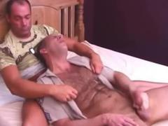 Two Cigar studs Have Cigar Sex