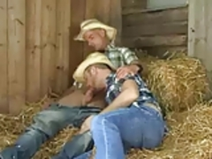 Dillon Buck hammers a Cowtwink