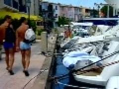 Boat bang