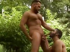 these men enjoy The outdoors