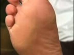 Boss feet 1