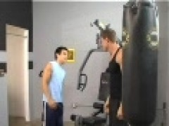 Workout Sex & Gym Jerk