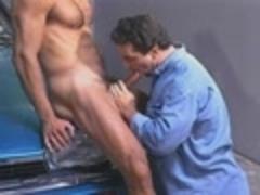 Vintage Garage Sex