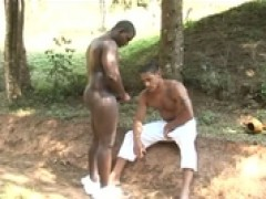banging manalive black cock, interracial
