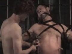 bondage turn around