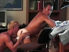 Tyler And Roberts sucking shlongs And ejaculateming