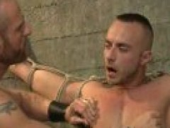 monstrous dong gay tied To Ttgreetingss guy Wall receives Cbt