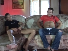 strippedbackin Straight In Touch 4 - Scene 1 - ALL MALE fellowIO