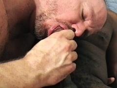 Hot interracial gay sex