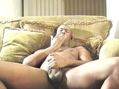 He just loves a hard cock in his asshole