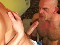 Mister shows young boy how to fuck