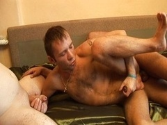 Lovely gay group sex