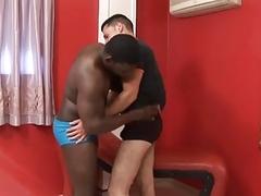 Brazilian Interracial Flip Flop